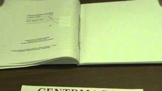 Шнуровка журнала с твердой обложкой(, 2011-08-25T10:37:21.000Z)