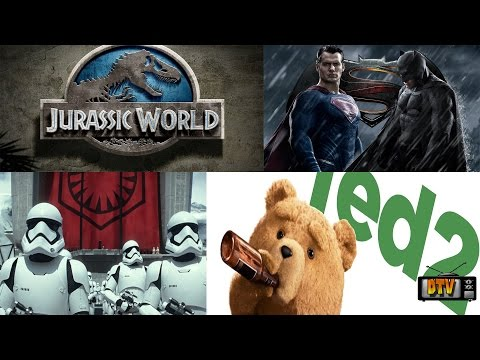 Best official movie top 10 trailers 2015/2016 !!