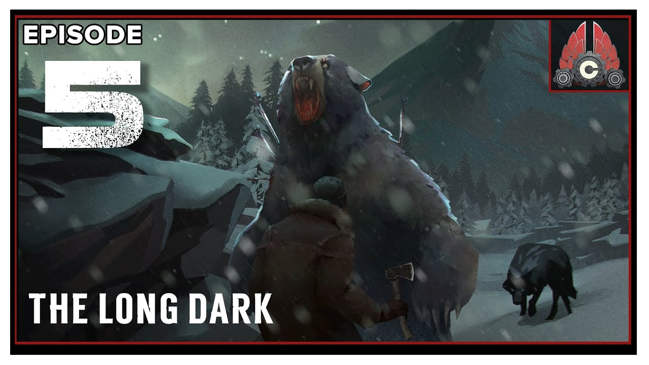 """CohhCarnage Plays The Long Dark (Episode Four) """"Fury, Then Silence"""" - Episode 5"""