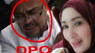 Rizieq Shihab Resmi Jadi DPO Polisi