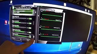 Оптимальный разгон MSI duke 1080ti в майнинге Zcash
