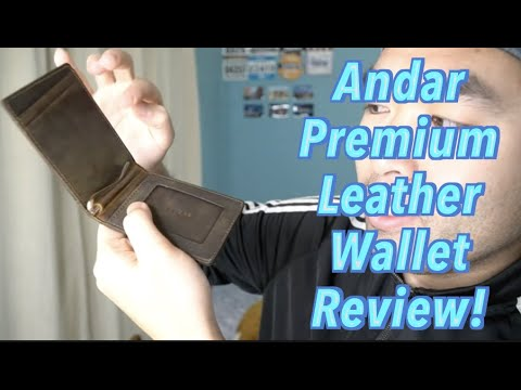 Is Andar The Apollo Premium Leather RFID Wallet Worth it?