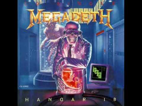 Megadeth Hangar 18  (AOR Edit)