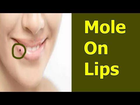 Mole On Lips Astrology In Urdu-Til On Lips Meaning-Knowledge Power