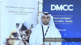 DMCC, the Government of Dubai Authority donates AED 2 million  to UAE Water Aid campaign