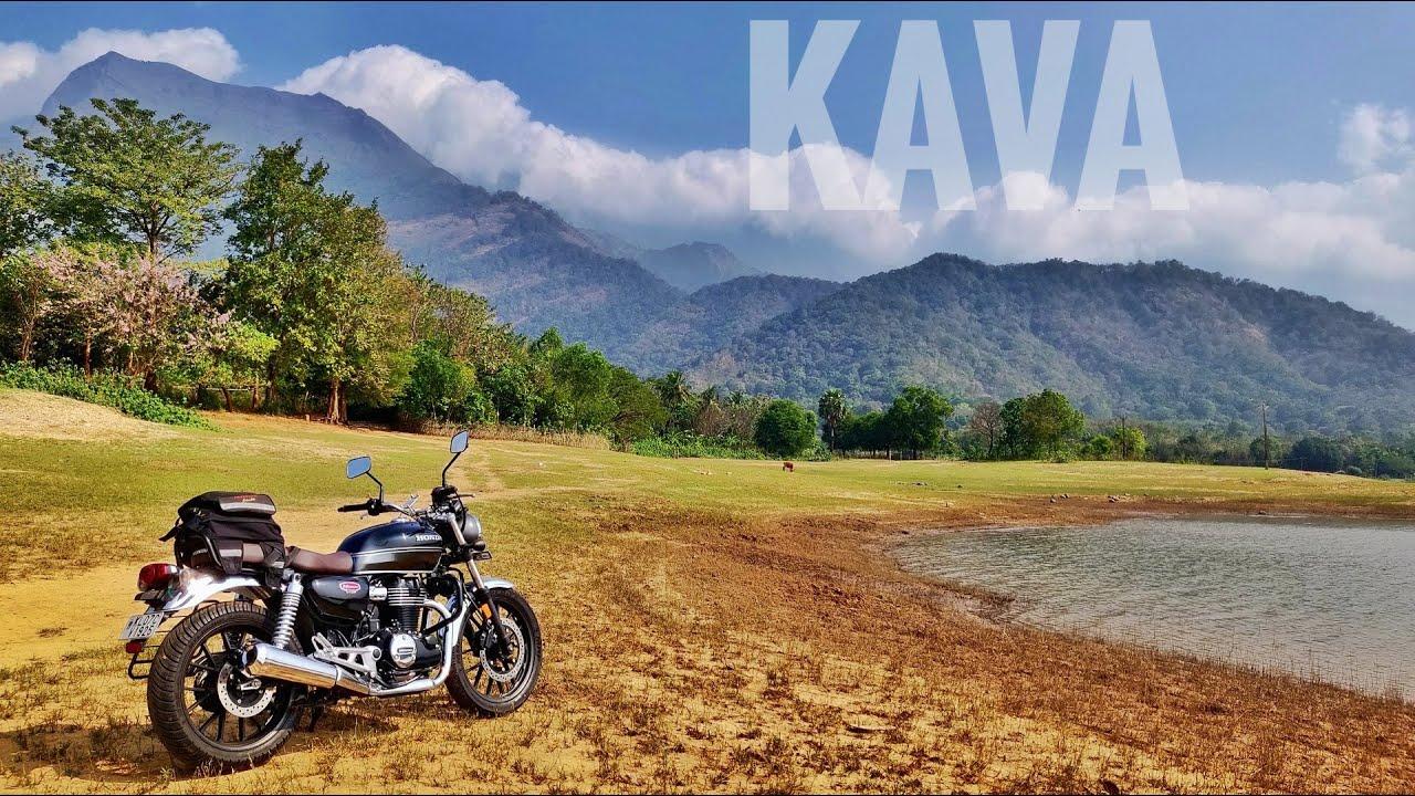 Exploring KAVA on Honda Highness CB350 | Pure Exhaust | Malampuzha, Palakkad
