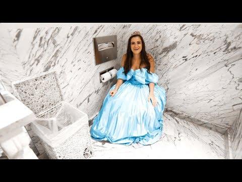 I Lived Like a Princess for a Day (24 hour challenge)