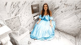 I Lived Like a Princess for a Day (24 hour challenge)