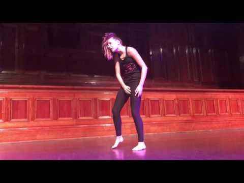 Maddie Ziegler Solo Australia Workshop