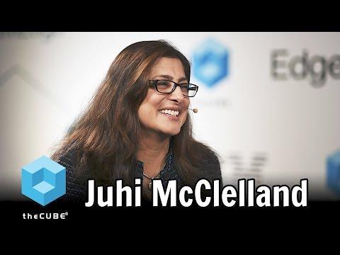 Juhi McClelland, IBM - #IBMEdge - #theCUBE