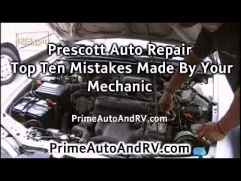 Dewey Auto Repair: Top Ten Mistakes Made By Your Mechanic