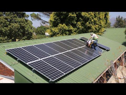 SONOP Primary School gets a solar powered upgrade
