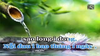 Karaoke Hát Chèo _ Tìm Trong Nỗi Nhớ _ SL - Nguyễn Văn Phách