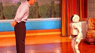 Asimo Robot | Honda Asimo robot video 2014