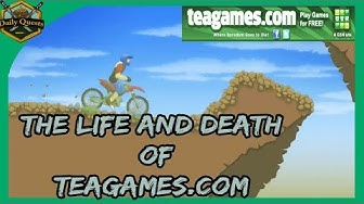 The Life And Death of teagames.com