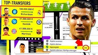 FIFA 17 : WIR RUINIEREN REAL KOMPLETT !!! 😈☠️😱 Real Madrid Sprint To Disaster