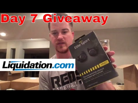 Electronics Lot 90 Unboxing Liquidation.com Auction and Day 7 $20 Liquidation Code Giveaway