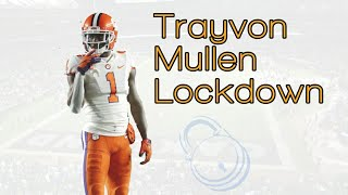 Film Study: Trayvon Mullen is lethal at press man to man coverage