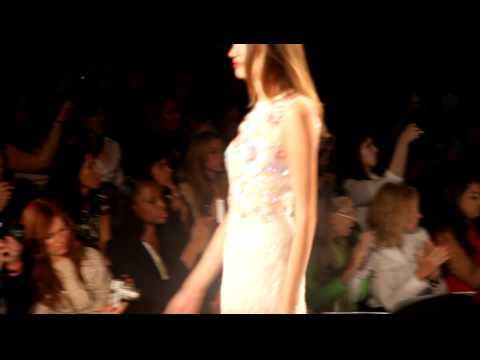 Jenny Packham Spring 2012 Mercedes-Benz Fashion Week: