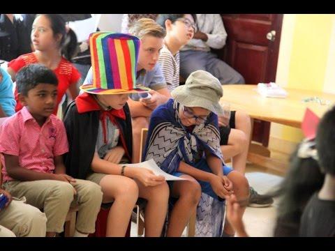 Kindergarten Carnival Party - German International School Chennai/India