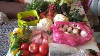 видео: Правильное питание. Закупка полезных продуктов на 10 дней
