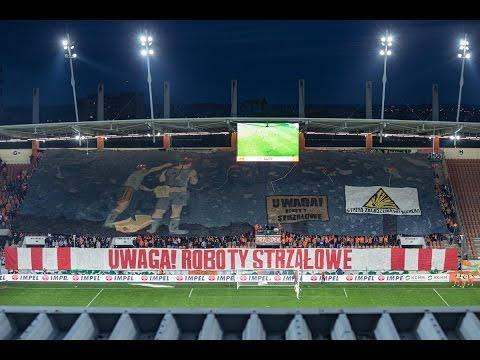 Mecz: Zagłębie Lubin  - Śląsk Wrocław   Sezon 16/17