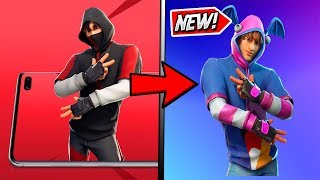 How To GET The NEW IKONIK (KPOP) Skin In Fortnite Without PURCHASING The Phone! (Alternate Methods)
