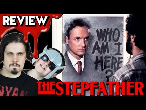 THE STEPFATHER (1987) ? Horror Movie Review & Theories