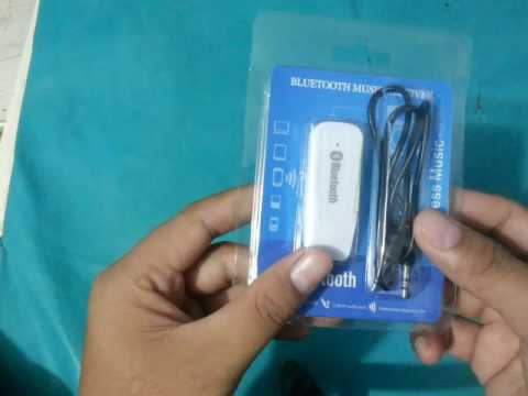 Review Bluetooth Audio Music Receiver
