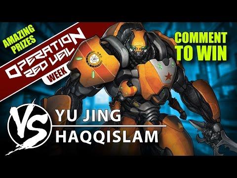 Infinity Battle Report: Yu Jing VS Haqqislam 300pts