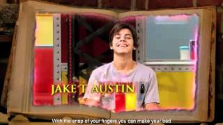 Wizards of Waverly Place NEW THEME SONG Lyrics HQ