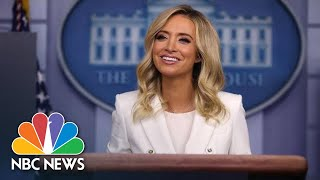 Live: White House HoĮds Press Briefing: August 13 | NBC News