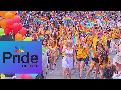 🌈 Pride Parade - Toronto 2019