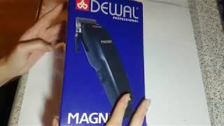 Машинка для стрижки Dewal MAGNIT обзор