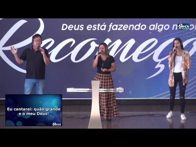 Culto Primeira Igreja Batista em Guarapari 25/04/2021-9h