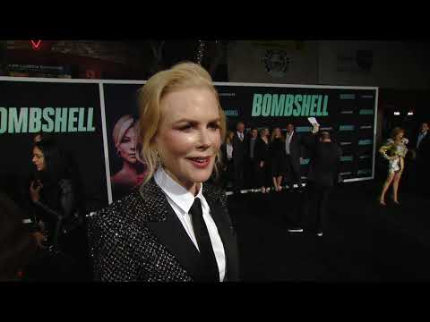 Bombshell Nicole Kidman -  at the Bombshell Premiere
