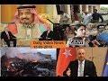 [15/09/2018] Daily Latest Video News: #Turky #Saudiarabia #india #pakistan #America #Iran