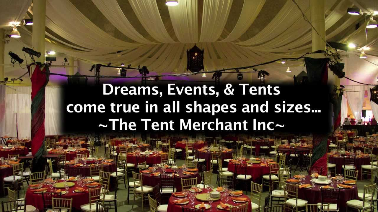 Meet Your Santa Barbara Event Professional - The Tent Merchant : tent merchant - memphite.com