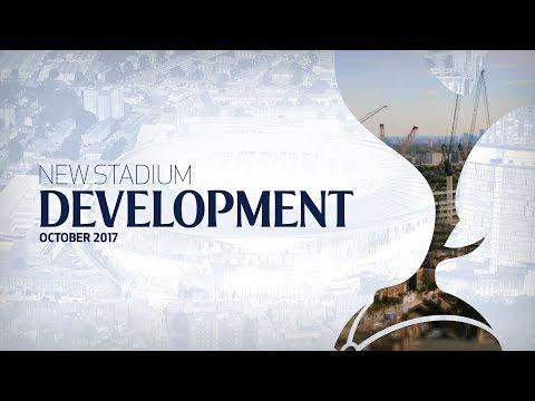 NEW STADIUM TIMELAPSE | OCTOBER 2017