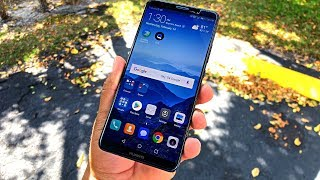Huawei Mate 10 Pro - Simply Amazing, but Refused by Giants?