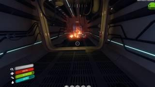 Subnautica #14 - Внутри Авроры, починил ядерный реактор (16:10)