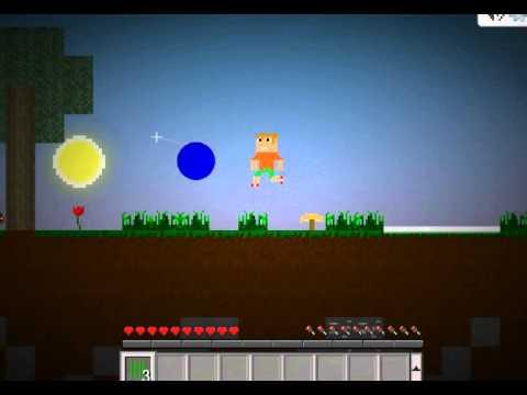 Флеш игра Майнкрафт - Game2ok