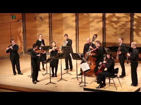 Françaix Dixtuor for Wind Quintet and String Quintet