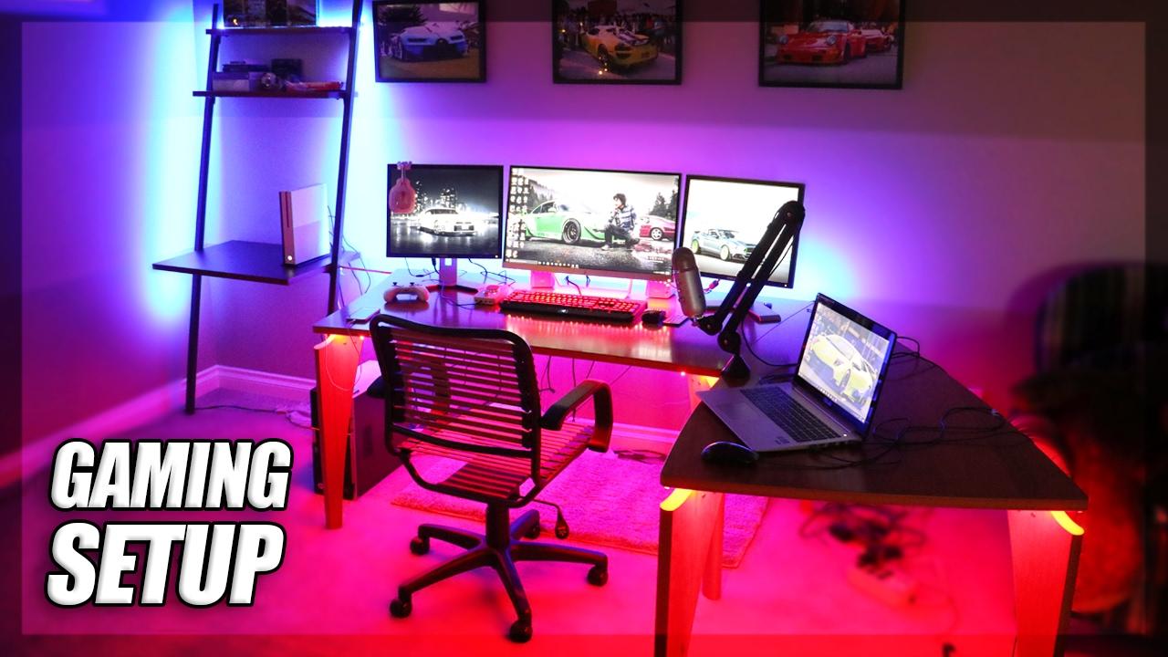 Ultimate Gaming Setup Jackultragamer 200k Special