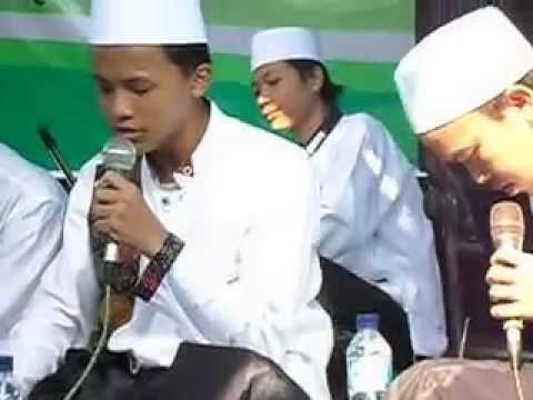 al muqtashidah live show kuningan anal islam by abdul hamid feat ridwan asyfi