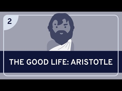 PHILOSOPHY - The Good Life: Aristotle [HD]