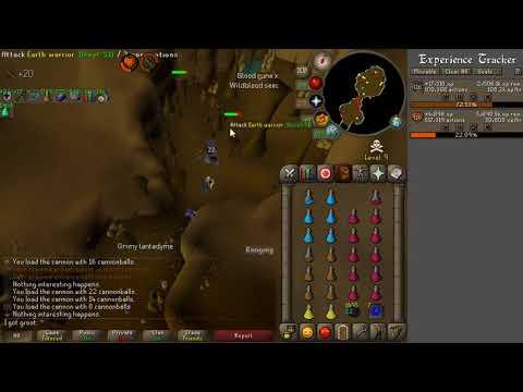 Earth Warrior Scroll Max Method (800+ kills/hr)
