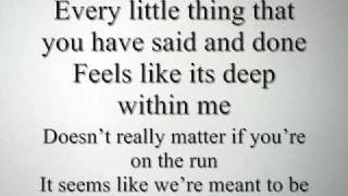 Backstreet boys- As long as you love me (Lyrics)