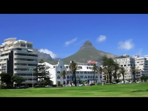 Cape Town, South Africa - city tour