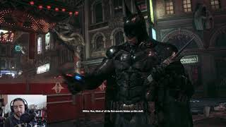 Batman: Arkham Knight #35 – A Mercenary's Worth